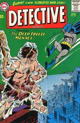 Detective Comics Vol. 1 (1937-2011; 2016-) (Comic Book) #337