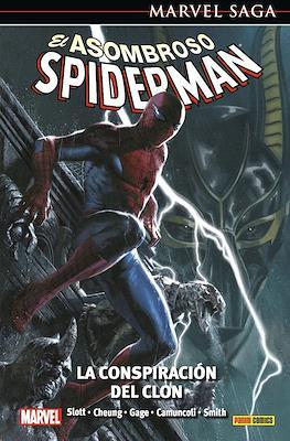 Marvel Saga: El Asombroso Spiderman (Cartoné) #55