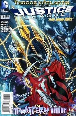 Justice League Vol. 2 (2011-2016) #17