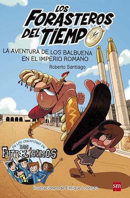 Los Forasteros del Tiempo (Rústica, 232 pp) #3