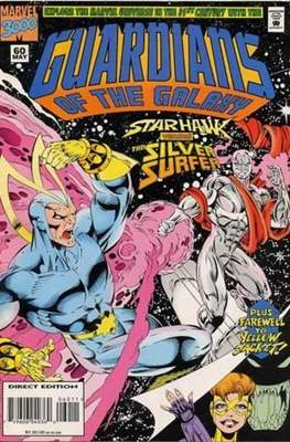 Guardians of the Galaxy Vol 1 (Comic Book) #60