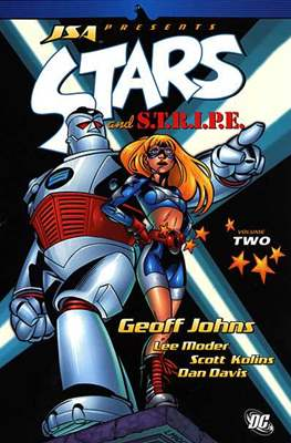 JSA Presents: Stars and S.T.R.I.P.E. (Softcover) #2
