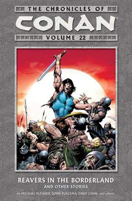 The Chronicles of Conan the Barbarian (Paperback) #22