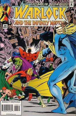 Warlock and the Infinity Watch (Comic-Book) #38