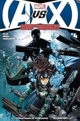 Avengers vs. X-Men: Consequences (Comic Book) #4