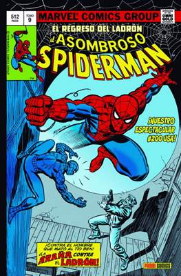 Spiderman. El Asombroso Spiderman. Marvel Gold (Omnigold) #9