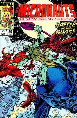 The Micronauts Vol.1 (1979-1984) (Comic Book 32 pp) #56