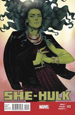 She-Hulk (2014-2015) (Comic-Book) #12