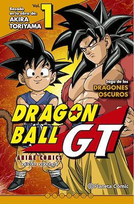 Dragon Ball GT Anime Comics (Rústica) #1
