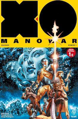 X-O Manowar (2017-) #1