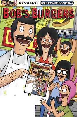 Bob's Burgers. Free Comic Book Day 2015