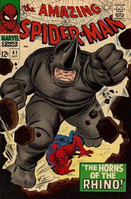 The Amazing Spider-Man Vol. 1 (1963-2007) (Comic-book) #41