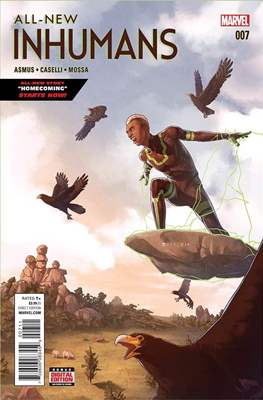 All-New Inhumans #7