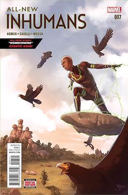 All-New Inhumans (Comic Book) #7