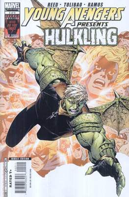 Young Avengers Presents (2008) (Comic Book) #2