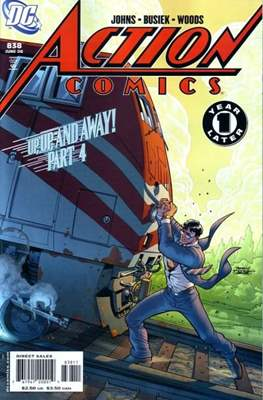 Action Comics Vol. 1 (1938-2011; 2016-) (Comic Book) #838