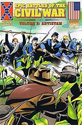 Epic Battles of the Civil War (Softcover 48 pp) #3