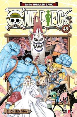 One Piece (Rústica con sobrecubierta) #49