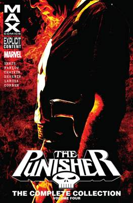 The Punisher MAX: The Complete Collection #4