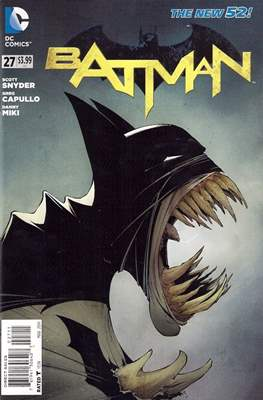 Batman Vol. 2 (2011-2016) (Comic Book) #27
