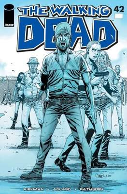 The Walking Dead (Digital) #42