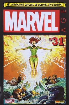 Marvel Age (2016-) (Grapa) #31