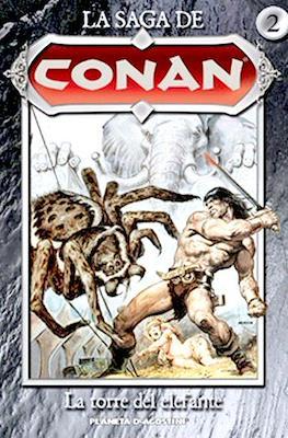 La saga de Conan (Cartoné 128 pp) #2