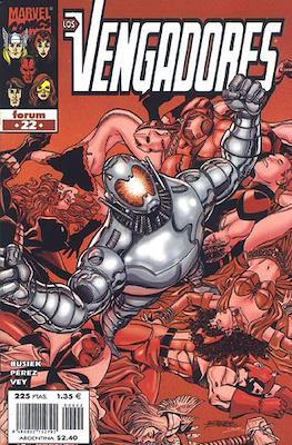 Los Vengadores vol. 3 (1998-2005) (Grapa. 17x26. 24 páginas. Color. (1998-2005).) #22