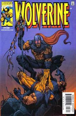 Wolverine (1988-2003) (Comic Book) #158