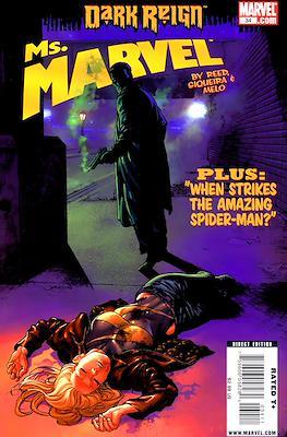 Ms. Marvel (Vol. 2 2006-2010) (Comic Book) #34