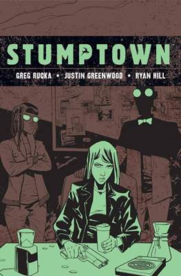 Stumptown (Oversized Hardcover) #4