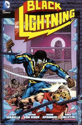 Black Lightning (Softcover 232-184 pp) #1