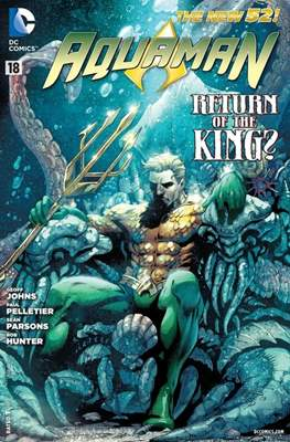 Aquaman Vol. 7 (2011-2016) (Digital) #18