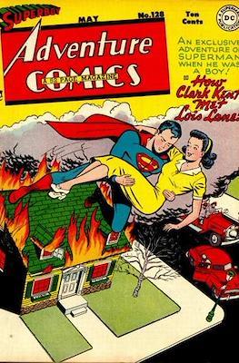 New Comics / New Adventure Comics / Adventure Comics (1935-1983; 2009-2011) (Saddle-Stitched) #128