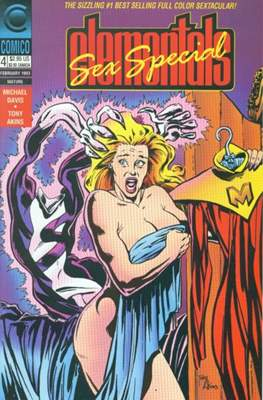 Elementals Sex Special (1991-1993) (Comic Book) #4