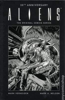 Aliens. The Original Comic Series