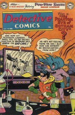 Detective Comics Vol. 1 (1937-2011; 2016-) (Comic Book) #192