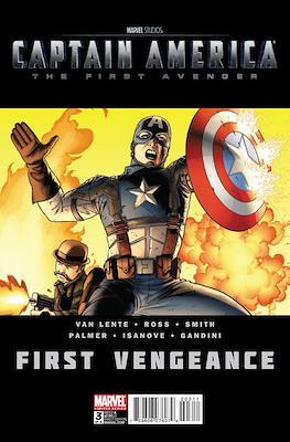 Captain America The First Avenger: First Vengeance (Comic Book) #3
