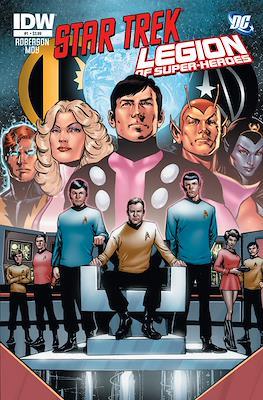 Star Trek/Legion of Superheroes