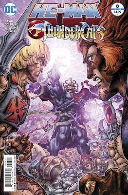 He-Man/Thundercats (Comic-book) #6