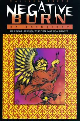 Negative Burn (1993-1997) (Comic Book 24 pp) #8