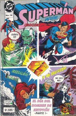 Supermán (1986-2001) (Grapa) #150
