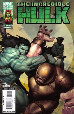 The Incredible Hulk / The Incredible Hulks (2009-2011) #602