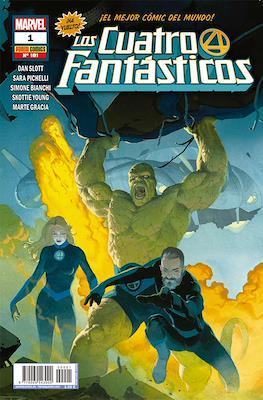 Los 4 Fantásticos / Los Cuatro Fantásticos Vol. 7 (2008-) #101/1