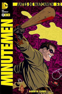 Antes de Watchmen: Minutemen #2