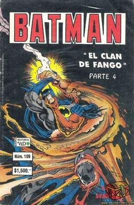 Batman (1987-2002) (Grapa) #109