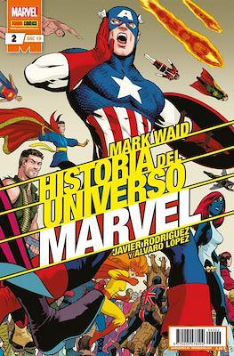 Historia del Universo Marvel (Grapa 40 pp) #2