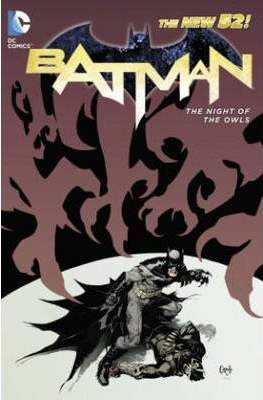 Batman: The Night of the Owls - The New 52