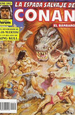 La Espada Salvaje de Conan. Vol 1 (1982-1996) (Grapa. B/N.) #132