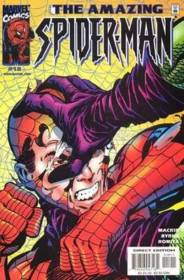 The Amazing Spider-Man Vol. 2 (1999-2014) (Comic-Book) #18